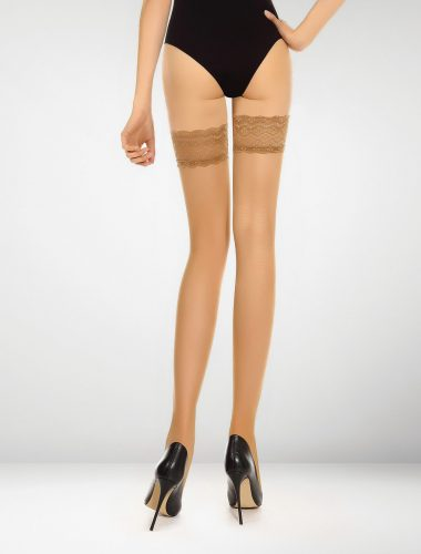 Cento 20 Denier Hold Ups - Natural