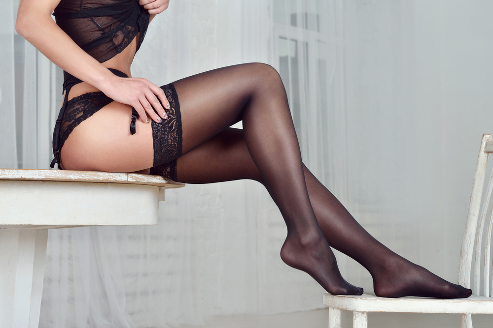 Stockings on Ladies